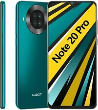 CUBOT Note 20 PRO Android 10 Cellulari 6GB RAM + 128GB ROM Octa Core Smartphone