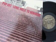 Pop Art ORIG US LP Long walk to nowhere NM '86 Stonegarden Jangly Guitar Pop