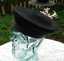 Vintage 1940's New York Creation Merrimac Wool Ladies Hat