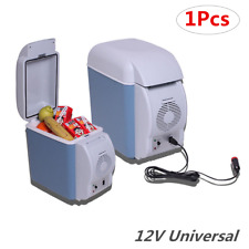 12V Portable Car Cooler Fridge Electric Warmer Refrigerator Auto Truck 7.5L 38W