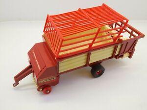 Britains Farm Bauernhof - Pottinger Erntewagen - bespielt