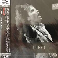 Rock Palast 1980 by UFO (SHM-CD, Sep-2011), Yamaha music