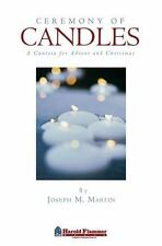 Ceremony of Candles: A Cantata for Advent and Christmas -SATB (Paperback or Soft