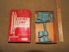 "NOS Vintage Sears Craftsman Gluing Clamps 3/4"" Threaded Pipe Model 9-6674 96674"