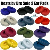 Replacement Ear Pads Earpads for Beats by Dre Solo 3 Wireless Headphones Parts