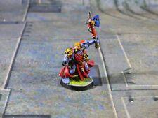 Games Workshop Warhammer 40k Space Wolves Wolf Priest Librarian (PU699)