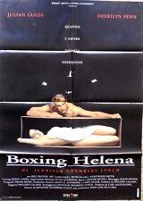 manifesto movie poster 2F BOXING HELENA CHAMBERS LYNCH SANDS FENN CINEMA