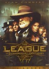 The League of Extraordinary Gentlemen (Dvd, 2003, Full Frame) New