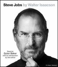 Steve Jobs Biography Walter Isaacson 2011 7 CDs Abridged Runs 8.5 Hours