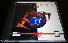 Descent II, Interplay & Parallax Software (PC, 1996)