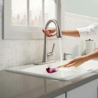 Kohler Malleco Touchless Respons R77748 Stainless Steel Pull-Down Kitchen Faucet
