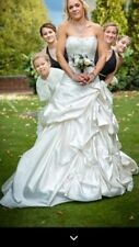 Fabulous  Maggie Sottero Priscilla wedding dress UK 6