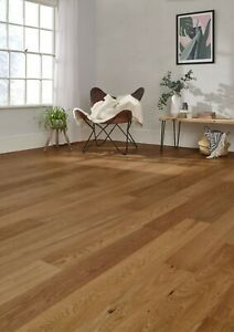 Style Nature Oak Engineered Wood Flooring 1.44m2 (£18.60 m2) SAVE 40% OFF RRP