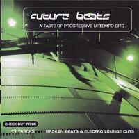 Compilation CD A Taste Of Progressive Uptempo Bits - Broken Beats & Electro Lou