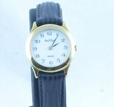 Paul Picot Women's Watch Quartz Gold Plated 20mm MINT