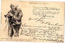 CPA Bretagne-Dall Korle-An Delen Dir-Jaffrenou (230172)