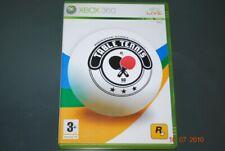 Rockstar Games präsentiert Tischtennis Xbox 360 UK PAL ** abspielbar auf XBOX One **