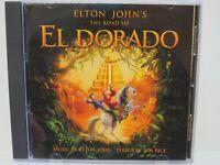 ELTON JOHN'S ~ THE ROAD TO ELDORADO ~ ELTON JOHN ~ TIM RICE ~ 2000 SKG ~ CD