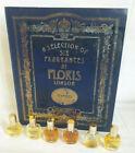 A Selection of Six Fragrances by Floris London, Parfüm, Vintage