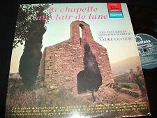 ANDRE CLAVEAU<>CHAPELLE AU CLAIR DE LUNE<>Lp Vinyl~France Press<>FONTANA 6444043