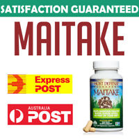 Fungi Perfecti Host Defense Maitake 60 caps Immune Support Immunity EXP 2/20