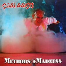 THE OBSESSION - METHODS OF MADNESS (RE-ISSUE)   CD NEUF