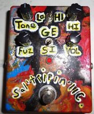 Sal'tripin Pedal Co Fuzz/Dist Nutzz Fuzz 1of7 Boutique Effects USA
