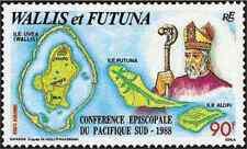 Timbre Religion Wallis et Futuna PA163 ** lot 8634