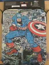 "MARVEL -CAPTAIN AMERICA NEOPRENE CASE FOR 10"" TABLET (IPAD), NEW"