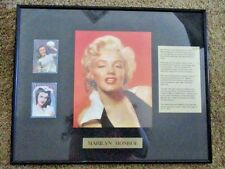 MARYLIN MONROE FRAMED PHOTO 20x17