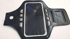 NUOVO Impermeabile con LED lampeggiante Arm Band Cinturino da polso per 5 inchphone dimensioni