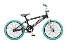 "Rooster Big Daddy Kids 20"" Wheel Freestyle BMX Bike Bicycle Gyro Black RS126"