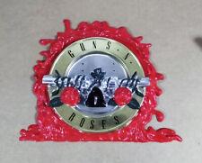DATA EAST Guns And Roses GnR Pinball Machine Original NOS TOPPER