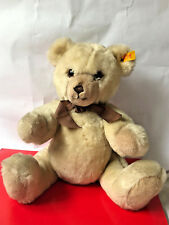 Steiff  Teddy Petsy Bear EAN 0235/35  13 Inch  5 way Jointed  Sweet Cream Teddy