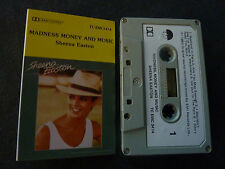 SHEENA EASTON MADNESS MONEY AND MUSIC ULTRA RARE NEW ZEALAND CASSETTE TAPE!