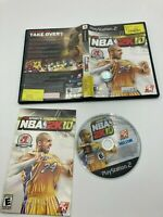 Sony PlayStation 2 PS2 CIB Complete Tested NBA 2K10 Kobe Ships Fast