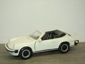 Porsche 911 Cabriolet - NZG Modelle 265 Germany 1:43 *52136
