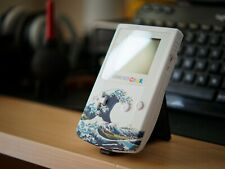Nintendo Game Boy Color - The Great Wave custom made portable console