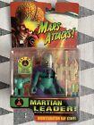 MARS+ATTACKS+1996+trendmasters+MARTIAN+LEADER+vintage+movie+action+figures+moc