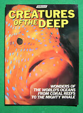 Creatures of the Deep by Bridget Daly (large format pb, 1982)