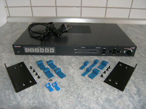 EXTRON IN1606 AUDIO VIDEO SWITCHER Scaling Presentation Switcher
