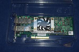 0Y40PH DELL 57810 10GB DUAL PORT PCIE NETWORK CARD Y40PH