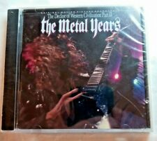 The Decline Of Western Civilization Part II The Metal Years CD Various Artists