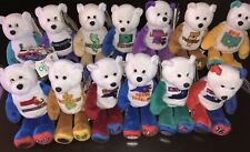 State Coin Bears (lot of 13)