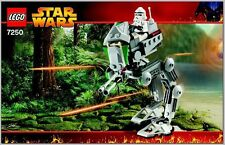 (Instructions) for LEGO 7250 - Star Wars - Clone Scout Walker - MANUAL ONLY
