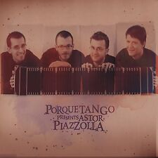 PORQUE TANGO presents ASTOR PIAZZOLLA, 2010, Digipak, Tango, PAVLIK RECORDS