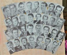 LOT OF 31 - VINTAGE 1930's-40's EXHIBIT SUPPLY CO. PENNY ARCADE PHOTO CARDS