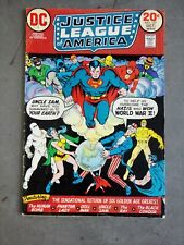 Justice League Of America issue #107 (DC, 1973)