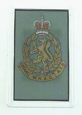 WRAC Womens Royal Army Corps Regimental crested Fridge Magnet