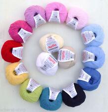 Articoli Katia per lavoro a maglia e uncinetto